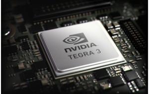NVIDIA Tegra 3 quad-core processor